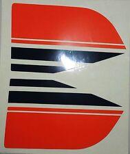 Adesivo serbatoio Set sfiato sx. u re.Rot Bianco Blu Puch Daytona Imola Cobra 80