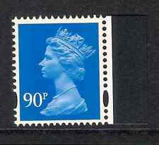 GB 2009 sg Y1789 90p litho 2 bands Navy Uniforms booklet stamp MNH ex Y1760