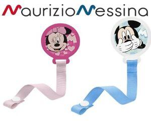 Disney, Aggancia Suchietto, 0+ mesi, catenella porta ciuccio