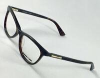 New MCQ BY ALEXANDER MCQUEEN MQ0112OP 002 Women's Eyeglasses Frames 51-16-140
