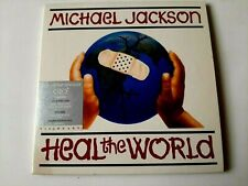 Michael Jackson Heal The World DuelDisc Limited Edition Numbered Brand New