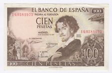 More details for 1965 spain 100 pesetas note | bank notes | pennies2pounds