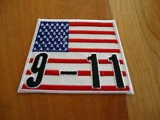 NHL Patch Patch camiseta para EE. UU. 9-11 Patch nuevo