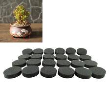 24pcs Flower Pot Feet Invisible Flower Pot Risers Rubber Risers for Plant Pots
