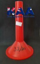 Sausage Funnel No32 - Thick 20mm Tre Spade Butcher/Chef/Hunters