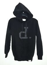 Diamond Supply Co Classic Logo Sz S Black Hoodie Sweatshirt.  T8