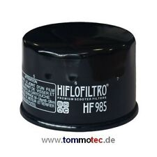 Ölfilter Hiflo Kymco Xciting 500 T70000 T70020 T70051 T70053 2004-2013