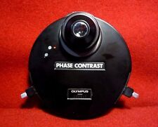 Olympus BH2-PC Tokyo 4-Position Phase-Contrast Turret Condenser 1.25 | T#6877