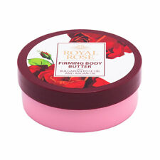 FIRMING BODY BUTTER ROYAL ROSE WITH BULGARIAN ROSE OIL AND ARGAN OIL