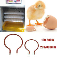 Metal Animal Incubator Heating Tube Chicken Poultry Hatching Tool