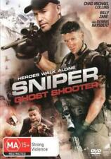SNIPER : GHOST SHOOTER  - DVD - UK Compatible
