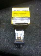 Square D 8501KP12  General Purpose Relay, 24  Volt Coil, New