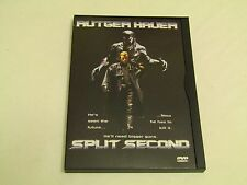 Split Second DVD
