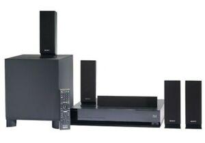 Sony BDV-E870 blu ray 3D home theatre system 5.1 cinema surround sound USB DVD