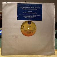 "Erasure-Blue Savannah Mixes 1989 PROMO 12"" #3801/RARE ITEM/FREE SHIPPING"