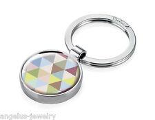 """TROIKA, """" Triangle ART"""", Schlüsselanhänger mit Einkaufswagen-Chip magnetisch"""
