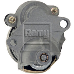 Remanufactured Starter  Remy  25215