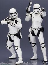 Star Wars Force Awakens First Order Stormtrooper ArtFx Statue 2-Pack Kotobukiya