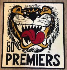1980 WEG Premiers Richmond Tigers floor mat