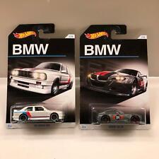 Hot Wheels BMW Lot 2X '92 BMW M3 #2/8 / BMW Z4 M #7/8 X21