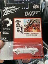 JOHNNY LIGHTNING WHITE LIGHTNING POP CULTURE JAMES BOND 007 1967 TOYOTA 2000GT