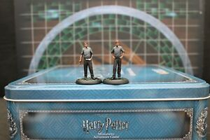 Knight Models-Harry Potter Weasley Twins-well painted minis (2)