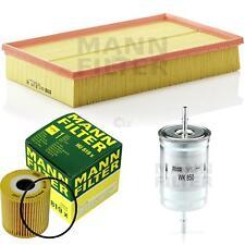 Mann-filter Set Volvo S80 I Ts XY 3.0 T6 2.4 V70 II P80_ 2.0 T