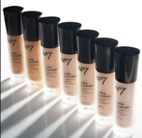 No 7 Lift and Luminate Triple Action Serum Foundation You Choose