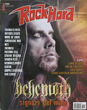ROCKHARD 2 2014 Behemot Transatlantic Strana Officina House Of Lords Vanden Plas