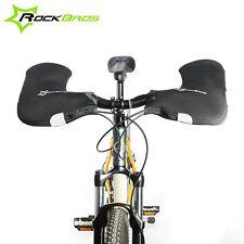 RockBros Winter Mountain Cycling Gloves Road Bike Bar Handlebar Mittens Mitts