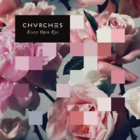 CHVRCHES - EVERY OPEN EYE  CD STANDARD EDITION JEWELCASE NEW!