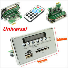 DEL 12 V voiture sans fil Bluetooth MP3 Decoder Board Audio Module USB SD TF FM Radio