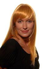 Perruque Femmes FATAL Diva rouge avec blonde Mèches lisse Pony 9250-144H613