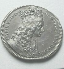 More details for charles 11 coronation silver medal, 1661. by t. simon.