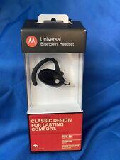 Motorola H720 Black Bluetooth Headset