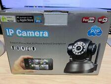 2x TELECAMERA IP CAMERA HD H.264 IR CUT INFRAROSSI WIRELESS WIFI WI-FI CAM P2P