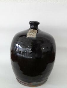 Chinese Stoneware Wine Jar