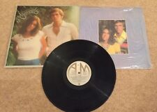 * THE CARPENTERS * HORIZON * VINYL RECORD ALBUM * KAREN & RICHARD *vg Con