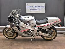 Yamaha FZR1000 Exup 1991 with very low miles