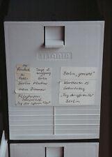 TITANIA 3er- Box mit 6 Universal Diamagazinen für je 36 Dias; guter Zustand!!