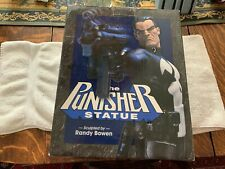 "Bowen Designs - ""The Punisher Statue"" Full Size Statue - Mint!"