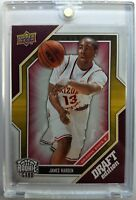 2009-10 Upper Deck Draft Edition JAMES HARDEN Rookie RC #40, Rare