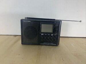 Realistic DX-370 AM/FM/SW Portable Receiver
