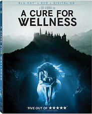 A Cure For Wellness (Blu-ray, 2017)