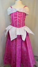 Princess Aurora Dress, Beautiful pink dress - Size 4-5, Movie inspired dress up
