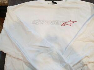 Alpinestars T Shirt Long Sleeve Xxl