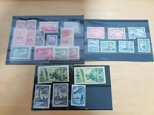 ZEPPELIN stamps various countries