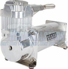 Viair 450C Silver Heavyweight Air Compressor for Trains Horns & Air Suspension