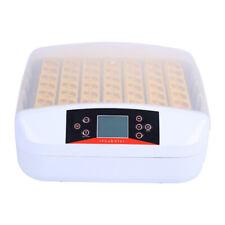 Incubator  Brutkasten Brutmaschine Inkubator Brutapperat LED Candler 56 Eier