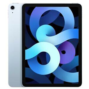 Apple iPad Air (2020) mit 64GB, WiFi, SKY BLUE  MYFQ2FD/A
